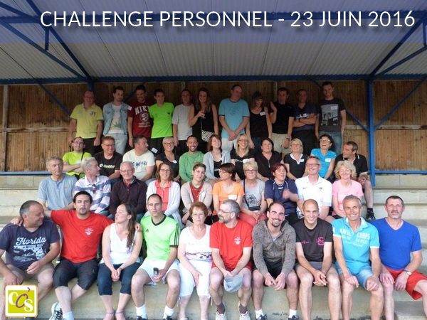 CHALLENGE PERSONNEL